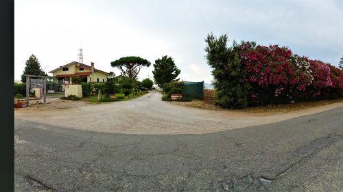 Vista dalla strada
